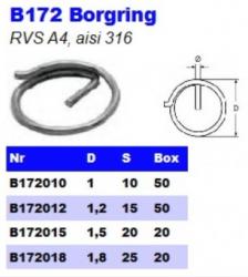 RVS Borgringen B172