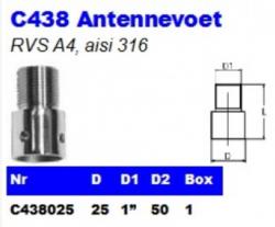 RVS Antennevoet C438
