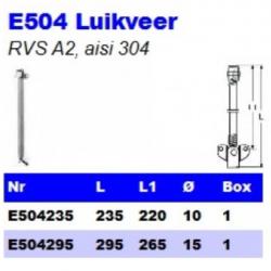 RVS Luikveren E504