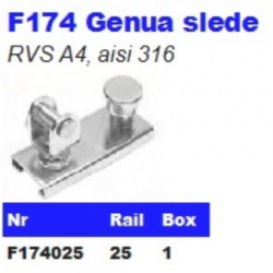 RVS Genua sledes F174