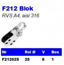 RVS Blokken F212