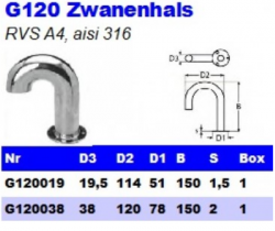 RVS Zwanenhalsen G120