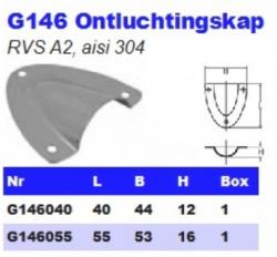 RVS Ontluchtingskappen G146