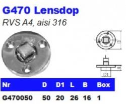 RVS Lensdop G470