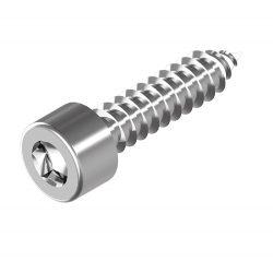 RVS Plaatschroeven cilinderkop Art. 8300
