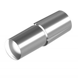 RVS Insteek kerfpennen DIN 1474 / ISO 8741